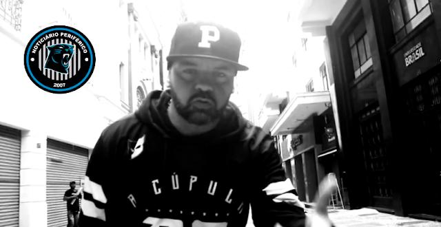 O rapper Bod Pde lança o clipe 'Reviravolta'