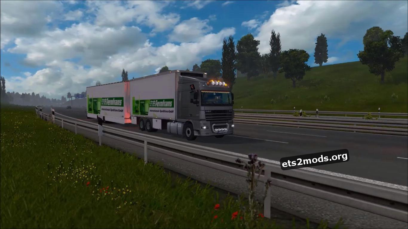 Mega Tandem Trailer V 3.0