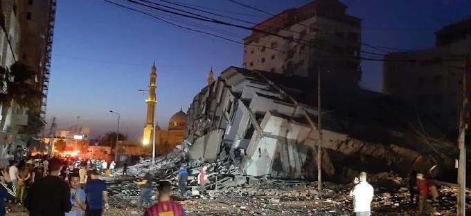 Gaza, sterminata una famiglia: morti 8 bimbi e 2 donne