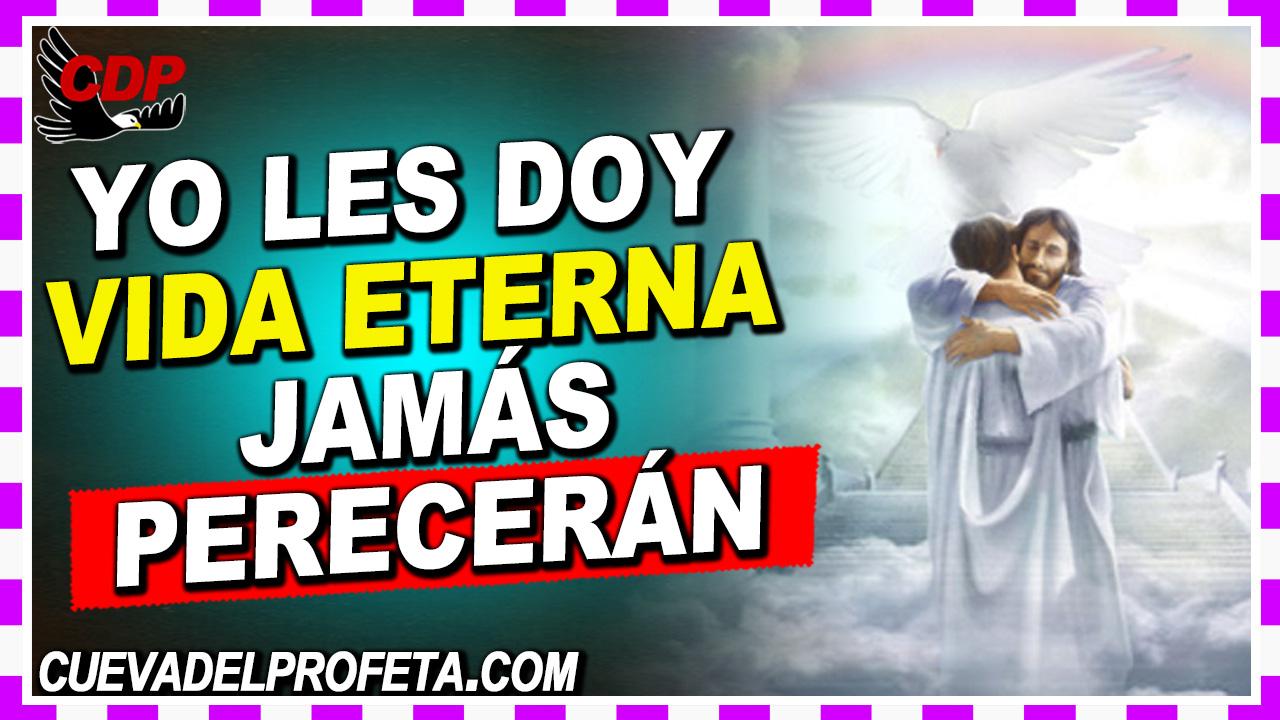 Y yo les doy vida eterna y no perecerán jamás - William Branham en Español