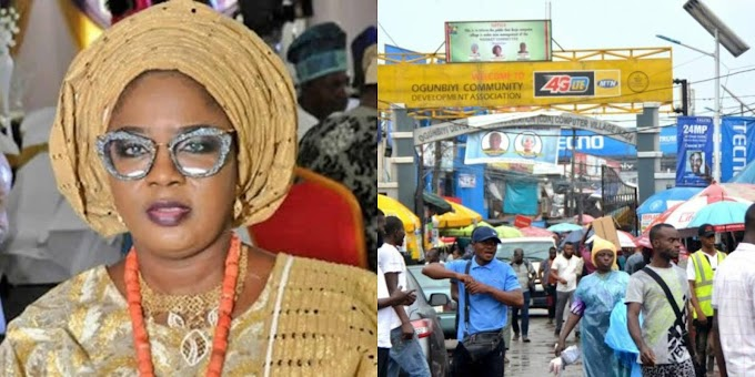 Court Rules Against Tinubu's Daughter From Imposing Levy On Computer Village
