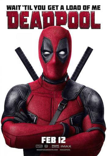 Deadpool 2016 Dual Audio Hindi Movie Download