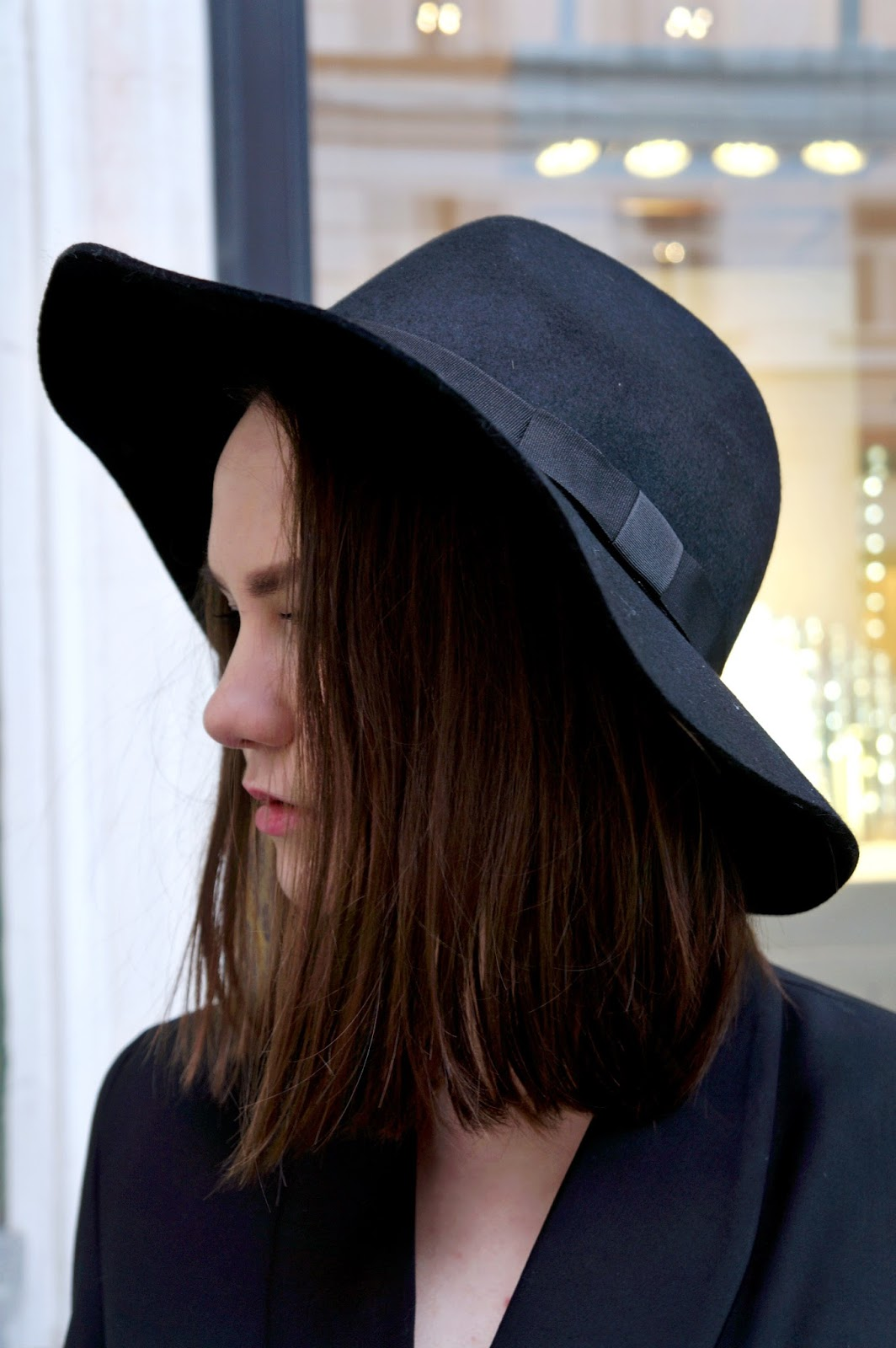 Alina Ermilova | Fashion Blogger | Fedora