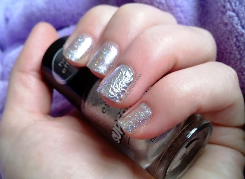 Tin Foil Nail Designs
