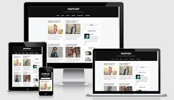 FastFust Template Blogger Responsive Fast Loading