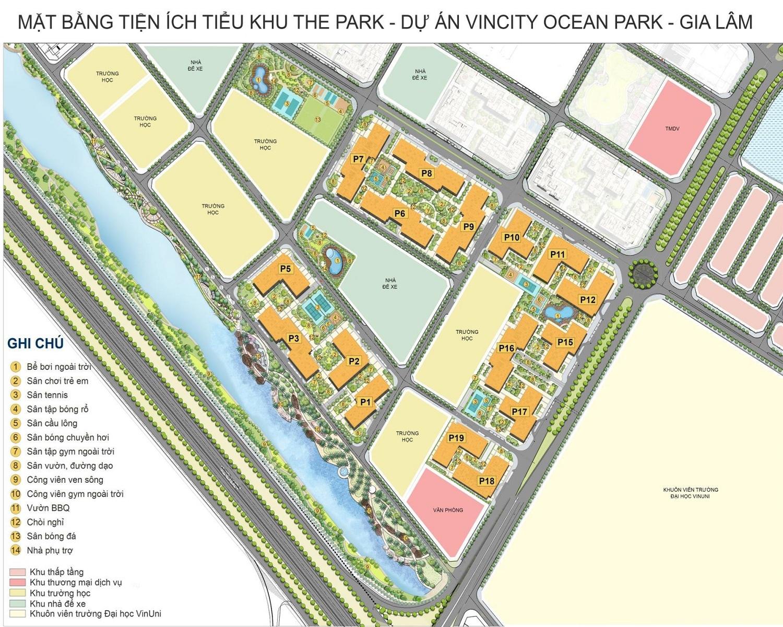 Park 8 VinCity Gia Lâm