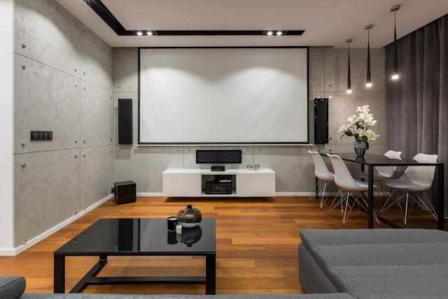small home theater room design ideas