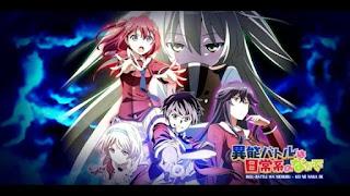 Inou-Battle wa Nichijou-kei no Naka de BD Batch Subtitle Indonesia