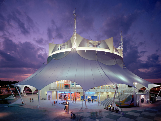 Como é o Circo de Soleil La Nouba na Disney em Orlando
