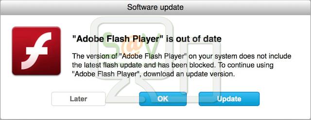 Donaldbeast.site (Actualización falsa de Adobe Flash Player)