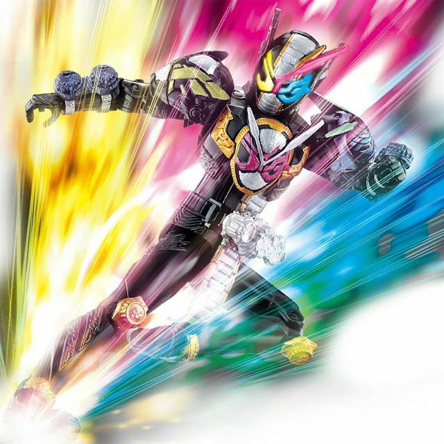 Kamen Rider Zi-O: RKF Kamen Rider Zi-O Trinity