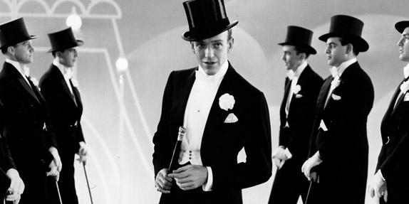 La Gran Pantalla Al Elegante Ritmo De Fred Astaire