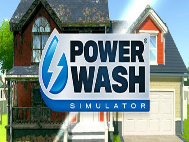 Download PowerWash Simulator Game PC Free