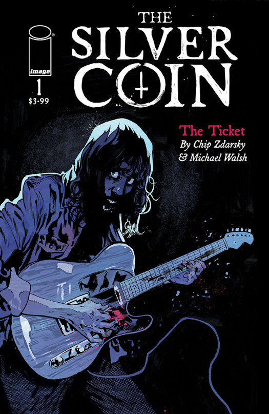 The Silver Coin, Horror Anthology Series, Coming In April