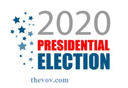 2020 US Presidential Election 2020 Logo design