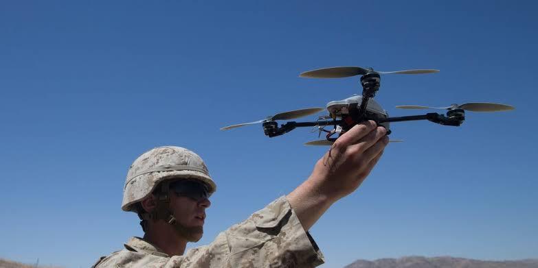 Rupanya Drone Pengganti Pesawat Habibie Adalah Drone Untuk Perang Bom