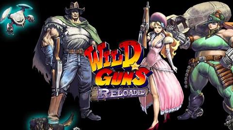 Game Wild Guns Reloaded tại nhà cái Happyluke