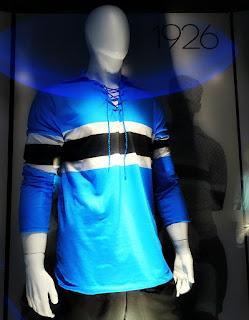 Uniformes do Grêmio - Camisa com Listras Horizontais (1926)
