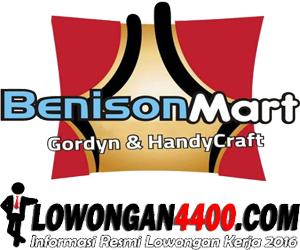Lowongan CV Benison Mart