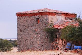 Palomar Puerto de la Calderilla, Salamanca
