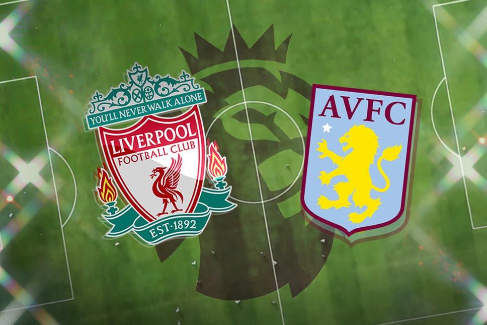 بث مباشر مباراة ليفربول واستون فيلا