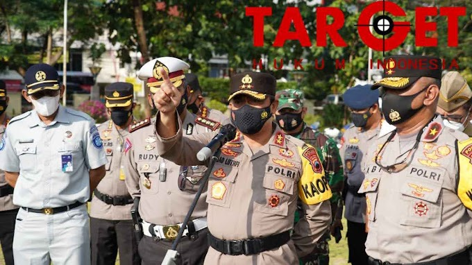 Polda Jateng Libatkan 11.000 Personil Dalam Penyekatan di Perbatasana Wilayah Mulai H-7 Sampai H+7 Lebaran Nanti