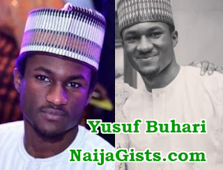 buhari dismisses son bodyguard