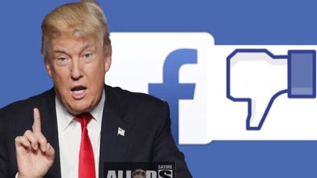 Tổng thống Trump cảnh báo Facebook và Twitter ngăn chặn tự do ngôn luận