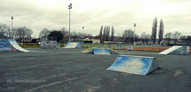 skatepark roubaix photo