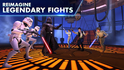 Star Wars Galaxy of Heroes APK mod latest version