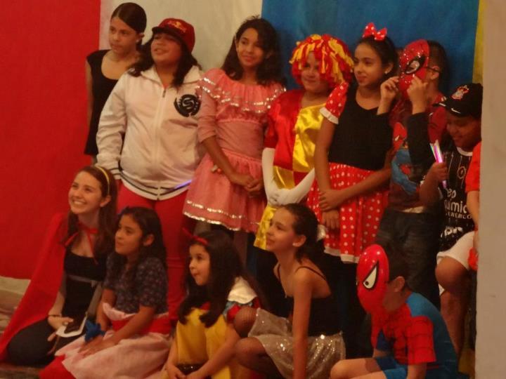 41d4984532 Diocese de Santo André realiza 5ª Festa a Fantasia.
