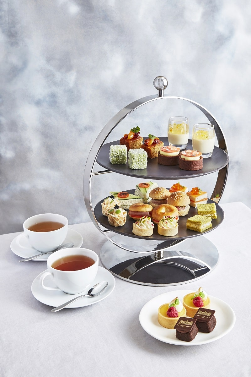 The Fullerton Sydney Afternoon tea set