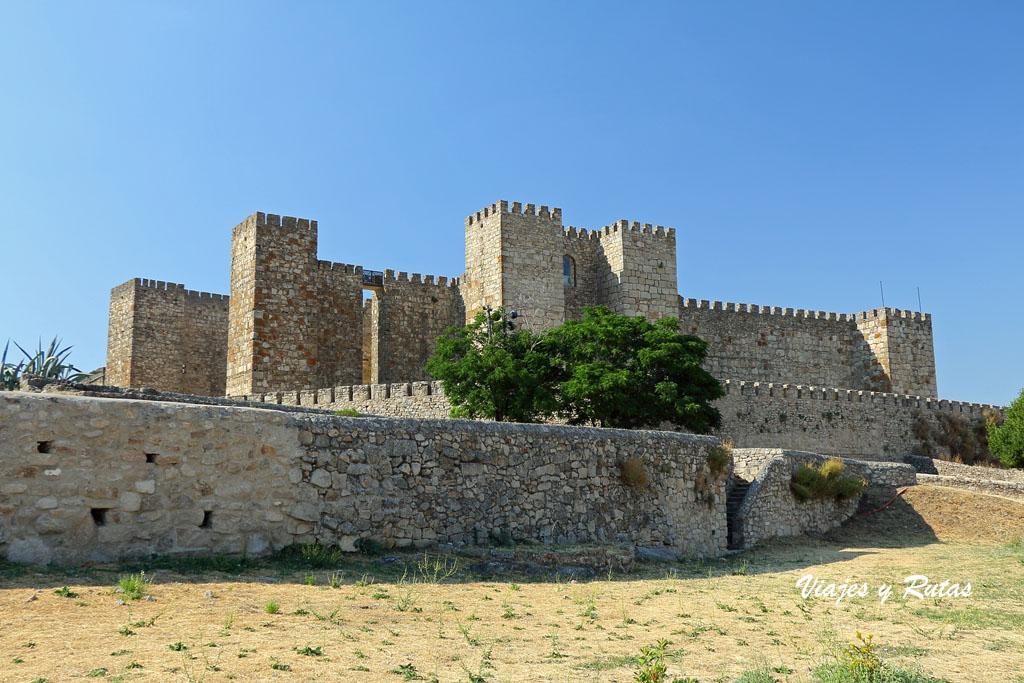 Que ver en Trujillo: Castillo