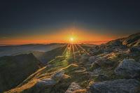 Sunrise Mountains - Photo by Jonny Gios on Unsplash