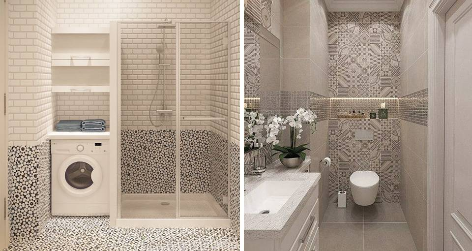 Modernity Decor: 15 Exciting Small Bathroom Remodeling Ideas That Increase Space Perception