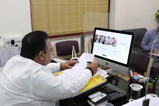 राजस्थान में अपनाई जाएगी हम दो हमारे एक की नीति, स्वास्थ्य मंत्री डॉ रघु शर्मा डीआईपीआर समाचार राजस्थान समाचार