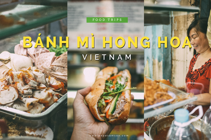 Bánh Mì Hong Hoa in Ho Chi Minh is Worth Traveling for