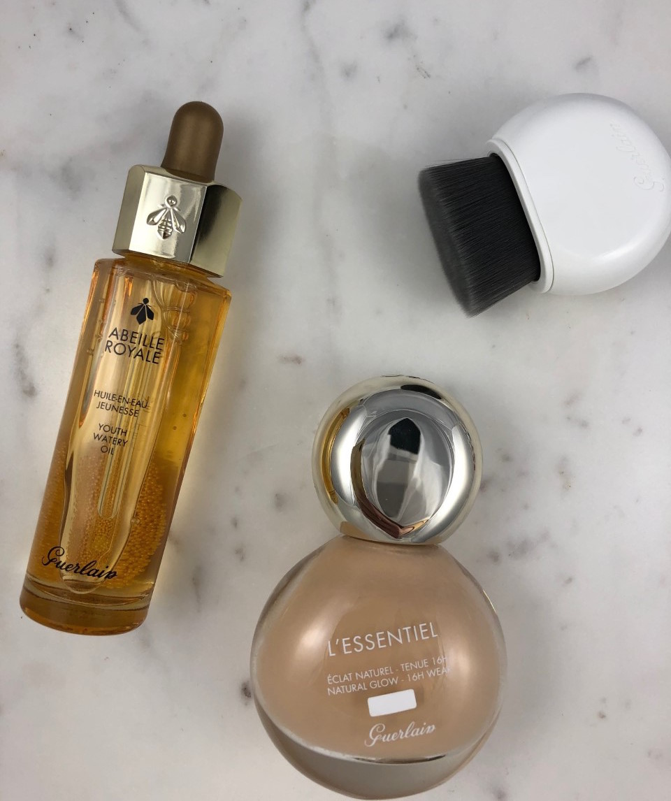 Guerlain L'Essentiel Foundation: A quick review