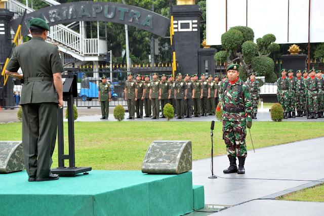 Kostrad Peringati Hari Juang Kartika TNI AD Tahun 2018