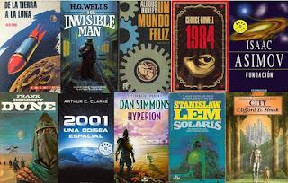100 obras clave de la literatura de ciencia ficción