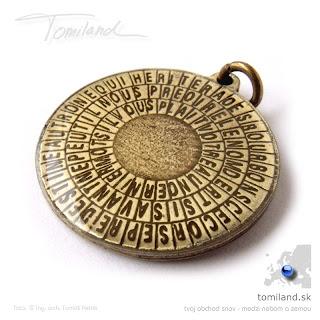 Magický amulet.