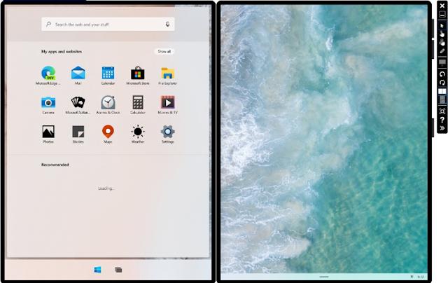 Microsoft quiere a Surface Duo y Neo listos para lanzamiento con apps