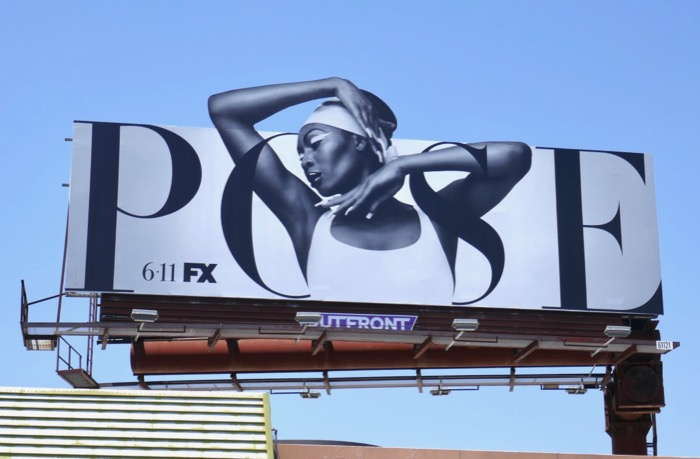 Pose season 2 Voguing extension billboard