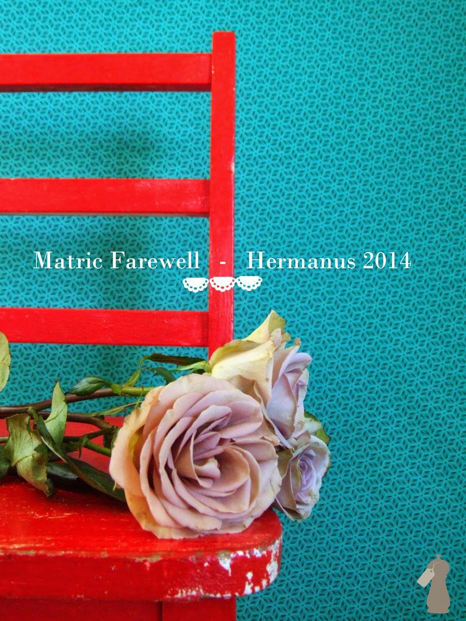 Matric Farewell Prom Make Up: BlackPEPPERcollective: Hermanus, Matric Farewell 2014