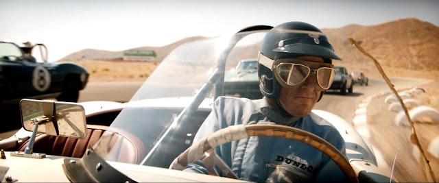 Christian Bale James Mangold | Ford v Ferrari