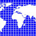 5 modelos de mapa mundi vetorizados em CorelDraw