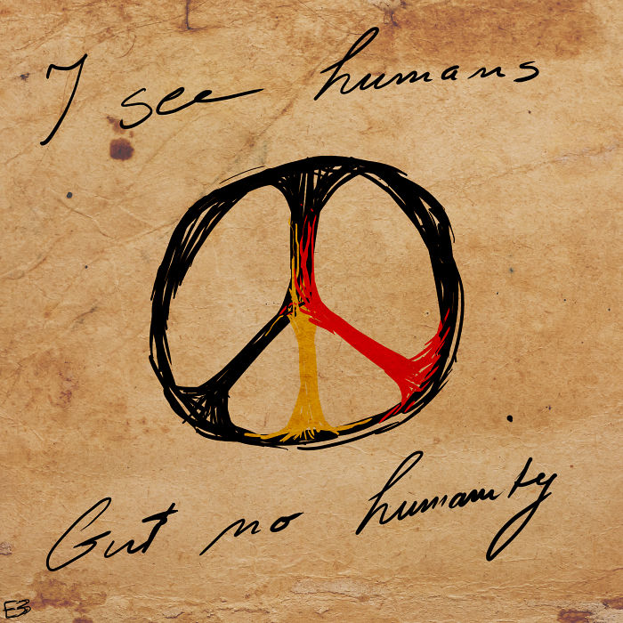 #PrayForBrussels Let's Show The World That We Are UNITED! - #3 No Humanity Left ....