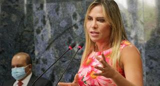 Celina Leão cresce na bolsa de apostas como candidata a vice de Ibaneis