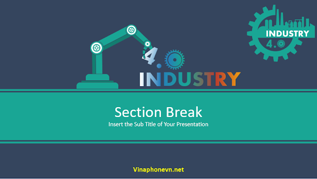 Industry 4.0 PowerPoint Templates