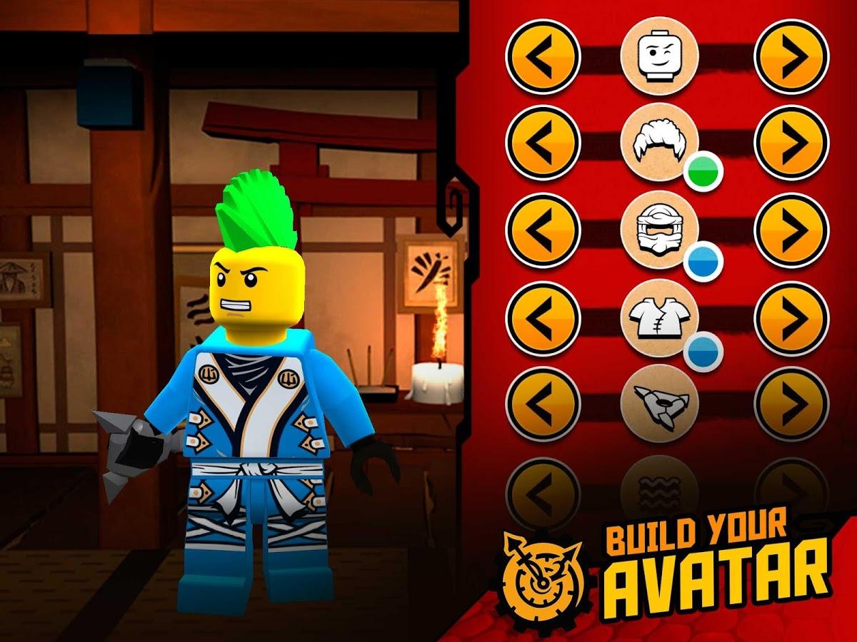 LEGO Ninjago WU-CRU MOD APK